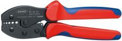 KNIPEX 975230SB Crimp-Hebelzange 2-Komponenten-Griffhüll