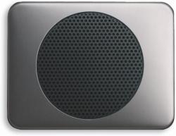 BUSCH JAEGER 8253-20 AudioWorld, Zentralscheibe für Einbau-Lautsprecher, Zentralscheibe für Einbau