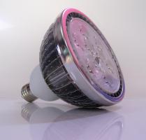 E27-Pflanzenlampe Wachstum 18 Watt