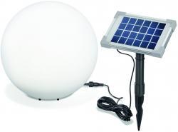 Solar Leuchtkugel Mega Ball 30 matte Glasoptik
