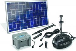 Solar-Pumpen-System Roma LED komplettes Set