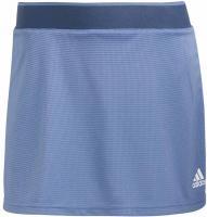 Adidas Damen Club Skirt Tennisrock blau Größe:L