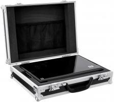Roadinger Laptop-Case LC-15 maximal 370x255x30mm - Professionelles Flightcase für 38,1-cm-Notebooks (15 )