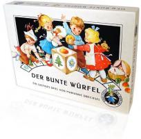 Brettspiel Der Bunte Würfel - Spika Gesellschaftsspiel