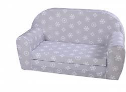 Kindersofa -  Royal grey
