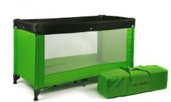 Reisebett Basic, Farbe grün