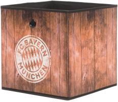 Faltbox Box - FC Bayern / Nr.3 - 32 x 32 cm