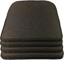 Sitzkissen-Sets Outdoorkissen 48x48x5cm - verschiedene Farben