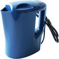 Wasserkocher Aqua soft 0,8 Liter 250W 24V Blau