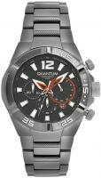 Quantum ADRENALINE, Herren Uhr Analog, Armbanduhr, silver/grey,48 mm, steel grey