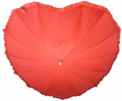 Regenschirm Stockschirm Schirm Sonnenschirm Rosenschauer Pastell