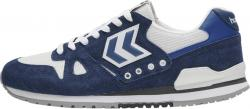 Hummel Marathona Suede Sneaker Schuhe blau/weiß 212978-7839