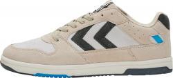 Hummel Power Play Suede Freizeitschuhe Sneaker Schuhe weiß/beige 213013-9001