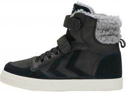 Hummel Stadil Winter High JR Sneaker Schuhe schwarz 212081-2001
