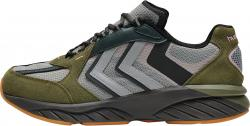 Hummel Reach LX 6000 Tex Sneaker Schuhe grün/grau/rosa 213008-6696