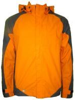 Regatta Coldridge Jacke orange/grau