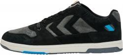 Hummel Power Play Suede Freizeitschuhe Sneaker Schuhe schwarz 213013-2001