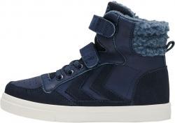 Hummel Stadil Winter High JR Sneaker Schuhe blau 212081-1009