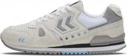 Hummel Marathona Nubuck Sneaker Schuhe weiß/grau 213003-9001