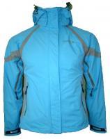 Regatta Brinha Isotex Jacke Outdoorjacke Regenjacke Damenjacke blau/grau