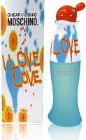 Moschino I Love Love 100 ml EDT Spray