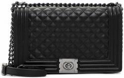 Tamaris Dilara Bag 31400 Schwarz 100 Synthetik Tasche