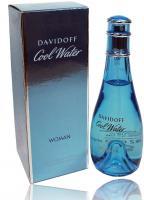 Davidoff Cool Water Woman 100 ml EDT Spray