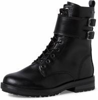 Tamaris Damen Stiefel 1-26282-27 Schwarz 020 Winter Boots
