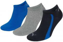 6 Paar Puma Sneaker Socken Gr. 35 - 46 Unisex für Damen Herren Füßlinge