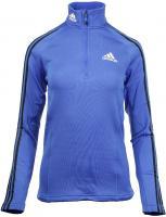 Adidas 12 ZIP ST UP W Damen Sweatshirt G87287 blau