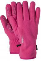 Barts Fleece Handschuhe Fuchsia Pink