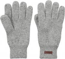 Barts Herren Handschuhe Haakon Heather grey (grau)