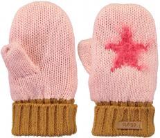 Barts Kinder Handschuhe Milkyway Mitts Ochre (rosa orange)