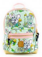 Pick & Pack Kinder Rucksack Mice 7L Backpack S 17102 Aqua (türkis)