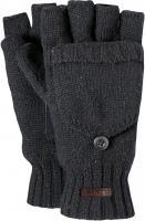 Barts Haakon Bumgloves Handschuhe schwarz