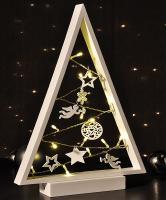 Weihnacht's Tannenbaum Silhouette mit 15 LED