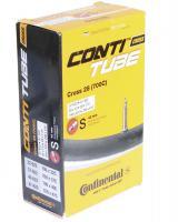 Continental ContiTube Cross 28 Zoll Fahrradschlauch 700c Fahrrad Schlauch SV Rennrad Crossrad