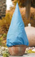 Pflanzenschutzhaube Winterschutzhauben 3 Stück im Set hellblau blau 100 cm hoch