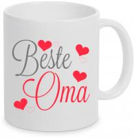 Beste Oma - Tasse