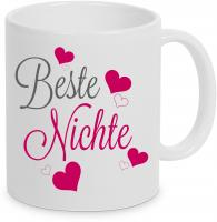 Beste Nichte - Tasse