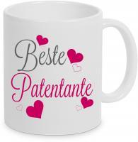 Beste Patentante - Tasse
