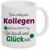 Einen guten Kollegen... - Tasse - Kaffeebecher - Geschenk
