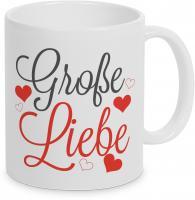 Große Liebe - Tasse