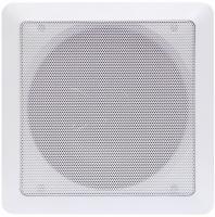 Einbaulautsprecher WD-5018 für Decken und Wände 50/100W 2-Wege 184x184mm